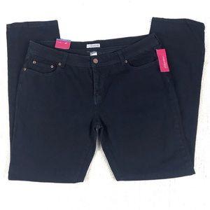 Xhilaration Navy Skinny Jeans